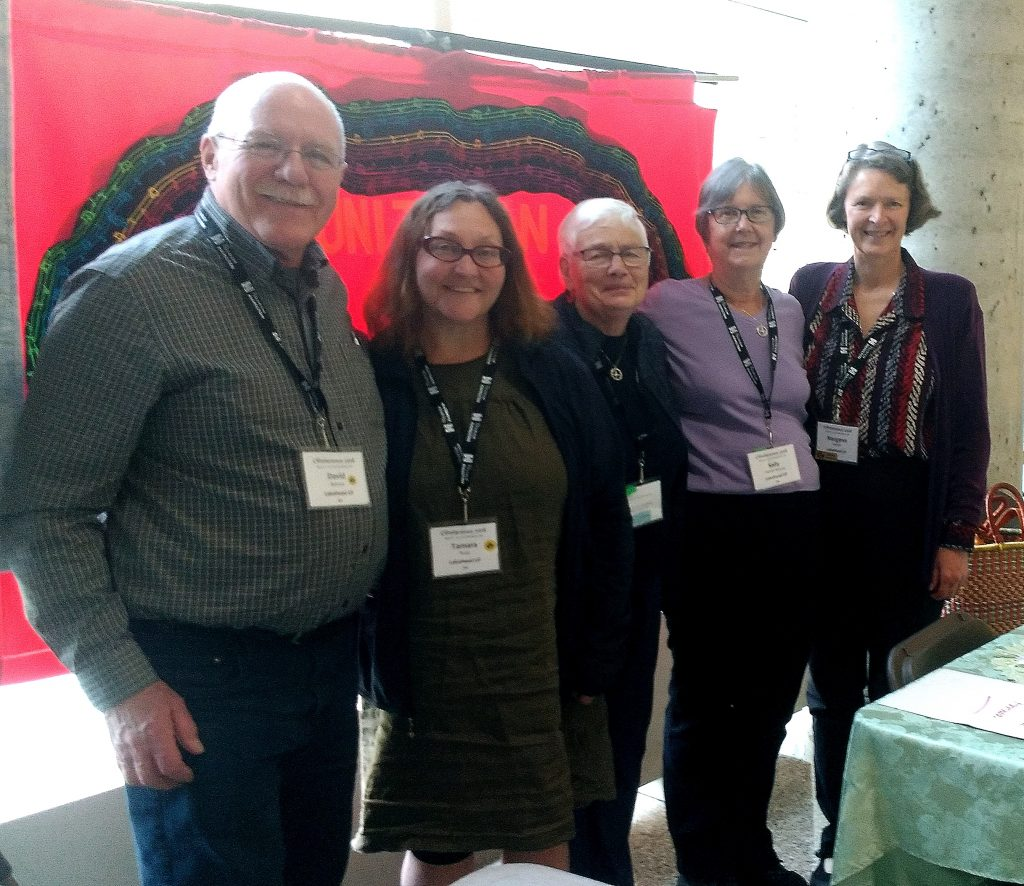 LUF at 2018 CUC National Conference