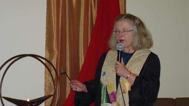 Rev Suzanne Wasilczuk