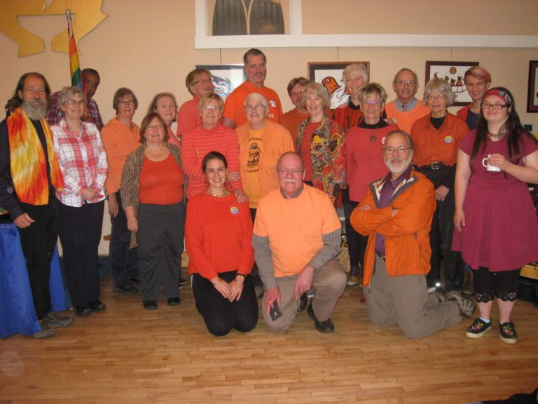 Orange Shirt Day at LUF